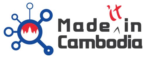 Made it in Cambodia Logo