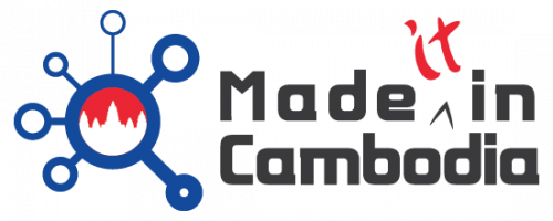 Made it in Cambodia Logo